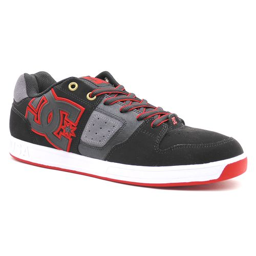 Tenis-DC-Sceptor-Black-Grey-Red-L32B-
