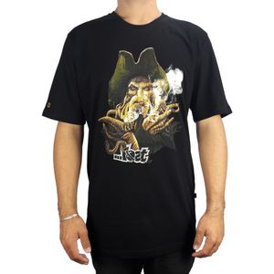 Camiseta-Lost-Basica-Davy-Preto