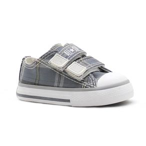 Tenis-All-Star-Specialty-Plaid-V2-Cinza-Infantil-L33-