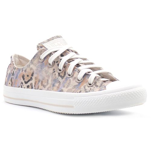 Tenis-All-Star-Animal-Print-Ox-Bege-L17A-