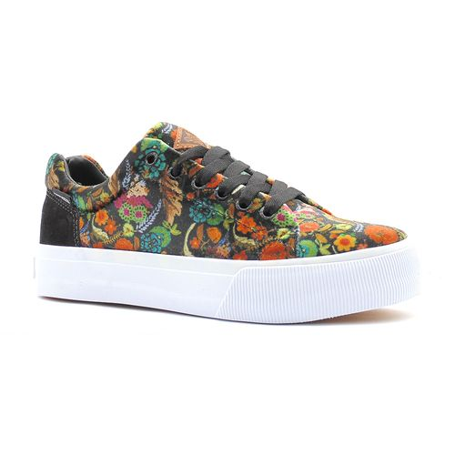 Tenis-Mary-Jane-Higher-Plataforma-Black-Flower