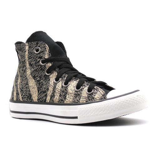 Tenis-All-Star-Hi-Preto-Ouro-L41B-