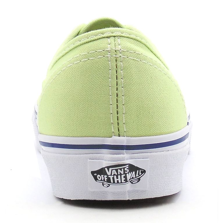ea6577b1a9f Tênis Vans Authentic Shadow Lime True White - Gallery Rock - galleryrock