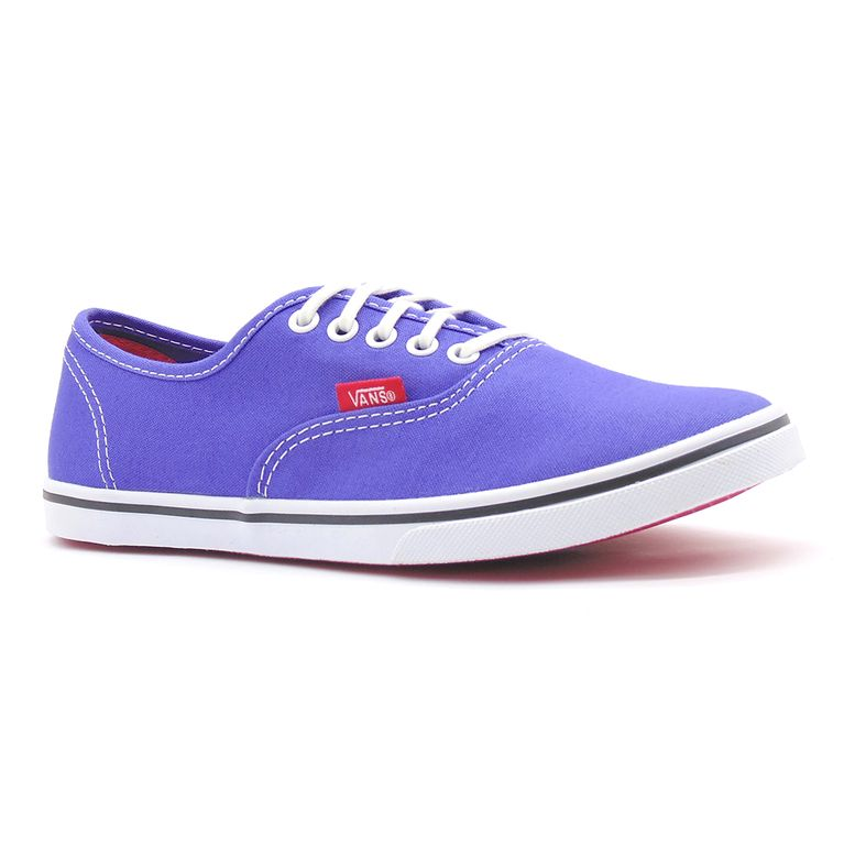 977b269252b Tênis Vans Authentic Lo Pro Pop Purple Iris Rose Red - Gallery Rock ...