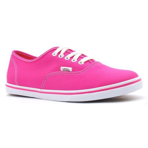 Tenis-Vans-Authentic-Lo-Pro-Neon-Pink-L5d-
