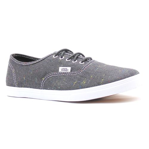 Tenis-Vans-Authentic-Lo-Pro-Speckle-Linen-Black-L5n-