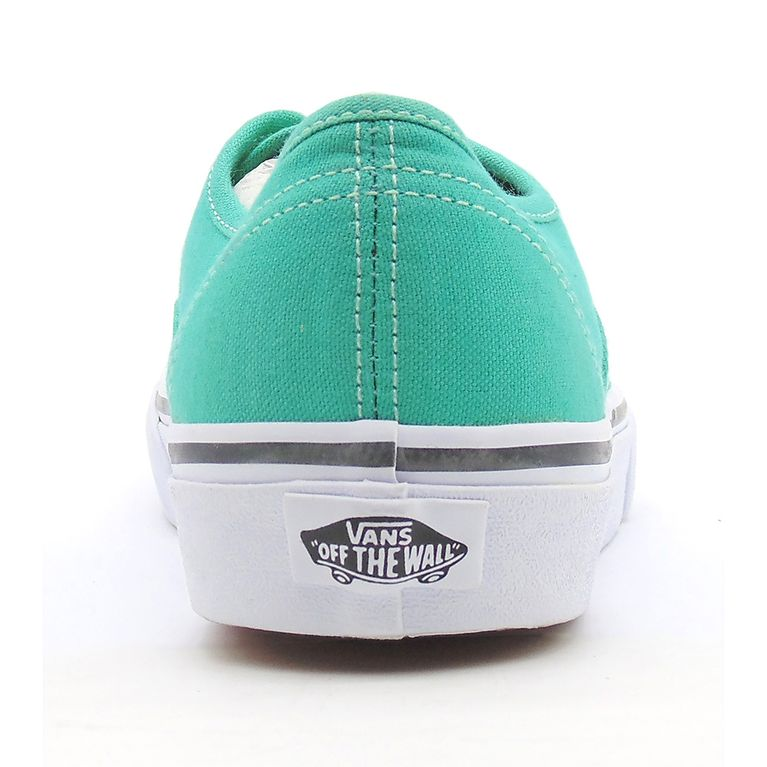 7b4466a4d8f Tênis Vans Authentic Aqua Green White - Gallery Rock - galleryrock