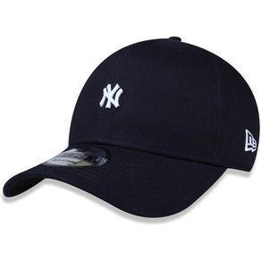Bone-New-Era-940-Mini-Logo-New-York-Yankees-Azul
