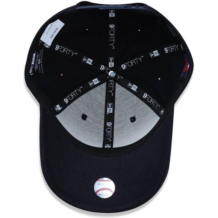 Boné New Era 940 Mini Logo New York Yankees Azul - galleryrock 55c74ab8d10