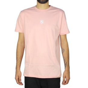 Camiseta-New-Era-Candy-Color-New-York-Yankees-Rosa