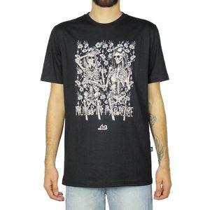 Camiseta-Lost-Nudes-In-Paradise-Preto