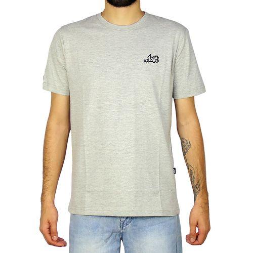 Camiseta-Lost-Skull-Beach-Mescla-Branco
