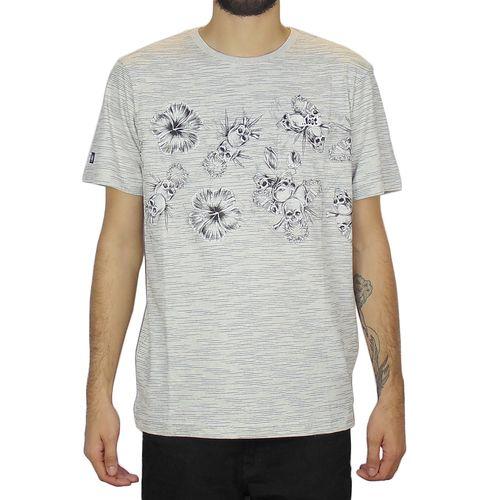 Camiseta-Lost-Black-Skull-Off-White