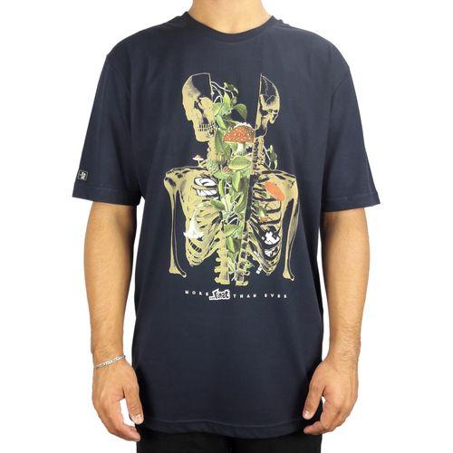 Camiseta-Lost-Basica-More-Marinho