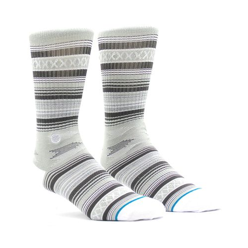 Meia-Stance-Guadalupe-Grey-