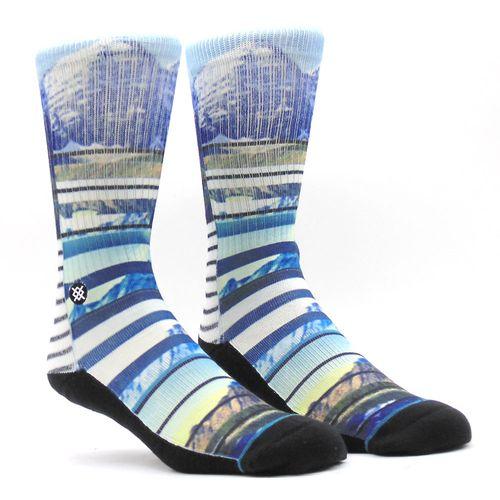 Meia-Stance-Yonder-Blue-Azul
