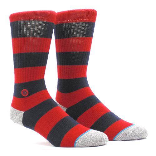 Meia-Stance-Ladder-Red-Vermelho
