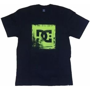 Camiseta-DC-Blowout-Preta