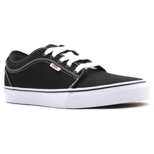 Tenis-Vans-Chukka-Low-Black-White-L12f-