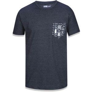 Camiseta-New-Era-Pixo-Bolso-Mescla-Negro