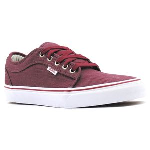 Tenis-Vans-Chukka-Low-Cork-Wine-L12L-