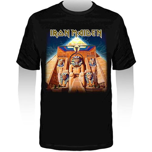 Camiseta-Infantil-Iron-Maiden-Powerslave-KID388-