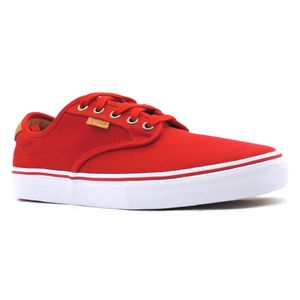 Tenis-Vans-Chima-Fergunson-Pro-Red-White-Tan-L13b-