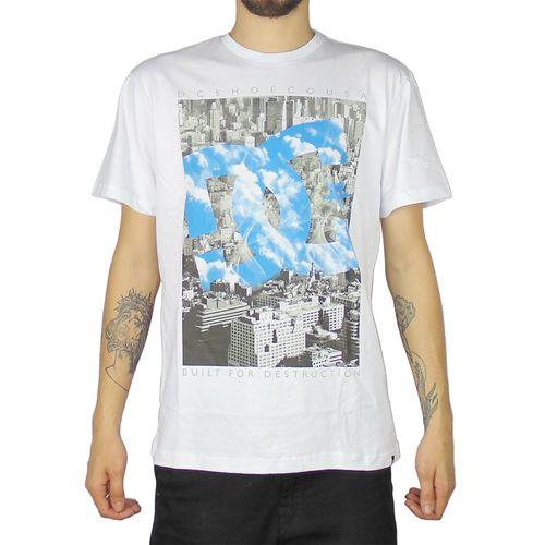 Camiseta-DC-Basica-Borough-Branca