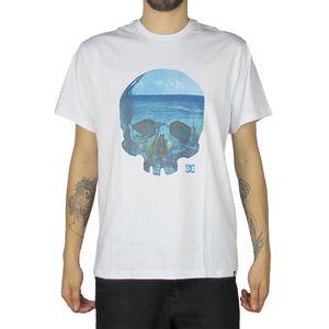 Camiseta-DC-Mc-Sea-Skull-Branca-