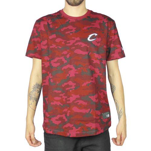 Camiseta-New-Era-Militar-Full-Camo-Cleveland-Cavaliers