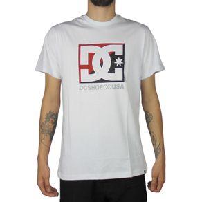 Camiseta-DC-Mc-Cross-Stars-Branca