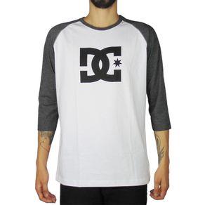 Camiseta-DC-Raglan-Especial-Branca-Cinza