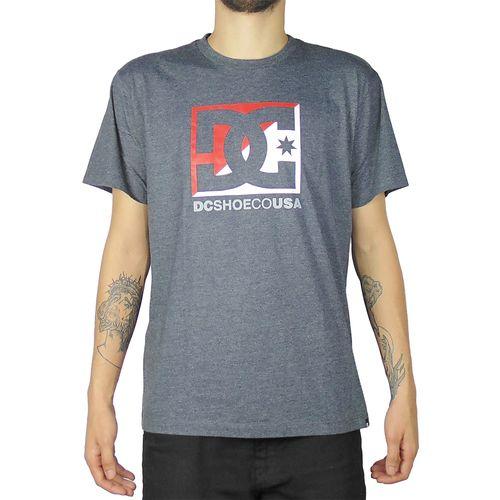 Camiseta-DC-Mc-Cross-Star-Grafite