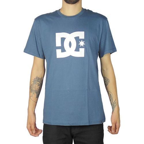 Camiseta-DC-Star-Azul