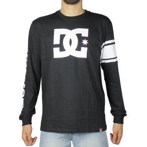 Camiseta-DC-Shoes-RD-Star-Preta