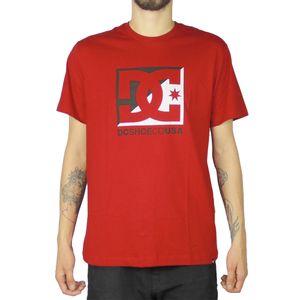 Camiseta-DC-Mc-Cross-Star-Vermelha