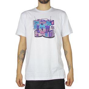 Camiseta-DC-Star-Beast-Branca
