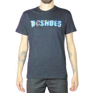 Camiseta-DC-Cole-Type-Preta