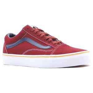 Tenis-Vans-Old-Skool-Suede-Leather-Oxblood-Red-L22f-
