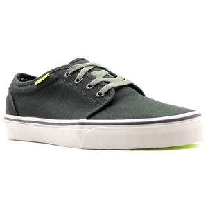 Tenis-Vans-106-Vulcanized-Black-Charcoal-Neon-Yellow-L37d-
