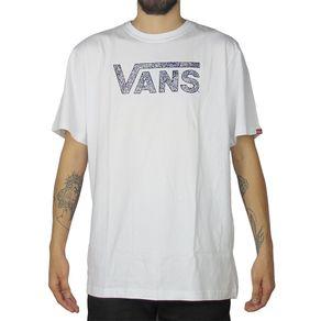 Camiseta-Vans-Classic-Floral-Branca-