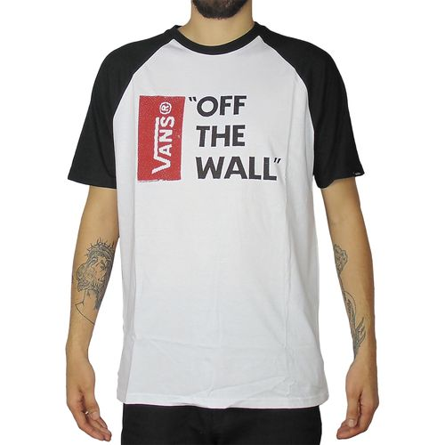 CAMISETA-VANS-OFF-THE-WALL-RAGLAN-ATHLETIC-WHITE-BLACK-