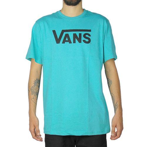 Camiseta-Vans-Classic-Verde-