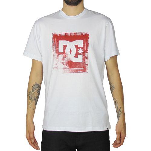 Camiseta-Dc-Blowout-Branca-Vermelho-