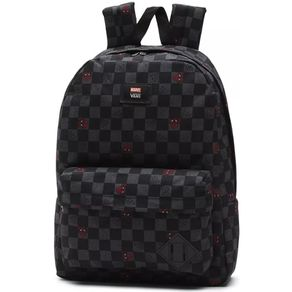 Mochila-Vans-Old-School-II-Marvel-Spiderman-Black