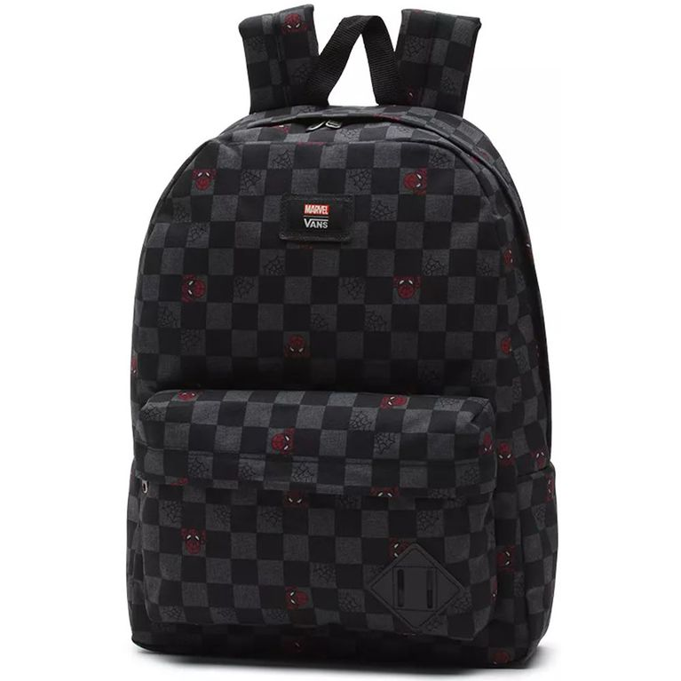 3eb70d1c8 Mochila Vans Old School II Marvel Spiderman Black - galleryrock