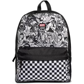 Mochila-Vans-Realm-Marvel-Women-Black