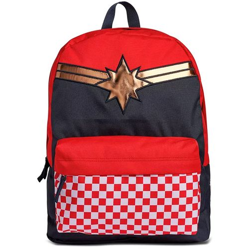 Mochila-Vans-Realm-Captain-Marvel-Racing-