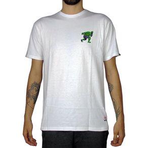Camiseta-Vans-Marvel-Hulk-Branca