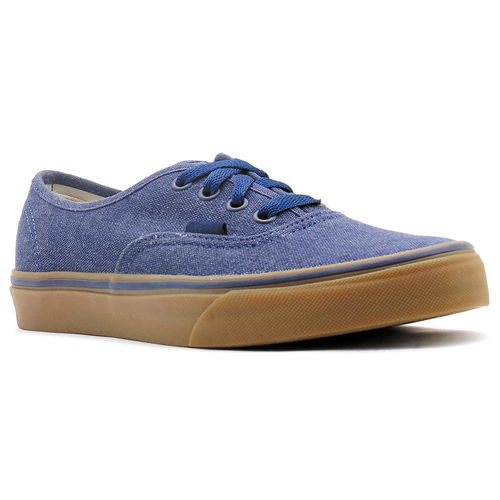 Tenis-Vans-Authentic-Washed-Canvas-Dress-Blue-Gum-L65-